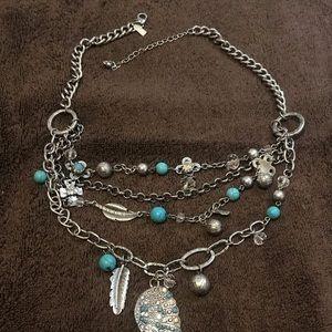 Shyanne brand necklace